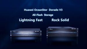 OceanStor Dorado V3 All-Flash Storage System