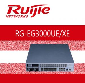 RG-EG3000UE/XE Next-Generation Integrated Gateway Series