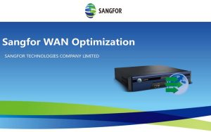 WANO – WAN Optimization & Acceleration Solution