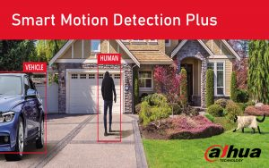 What is Smart Motion Detection Plus?