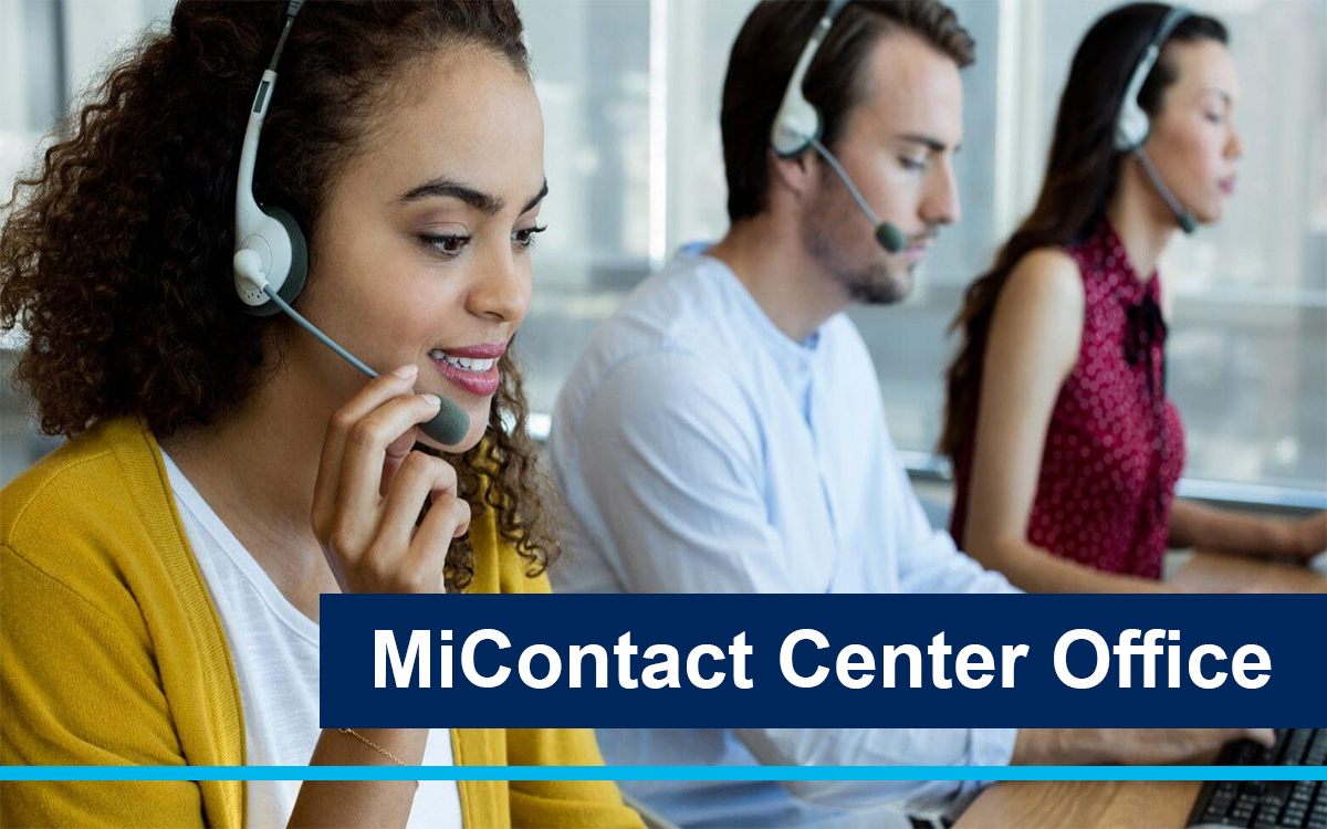 MiContact Center Office