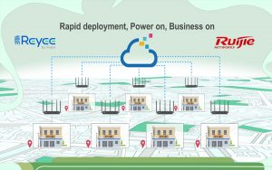 """""""Power on, Business on"""" by Ruijie Networks"""