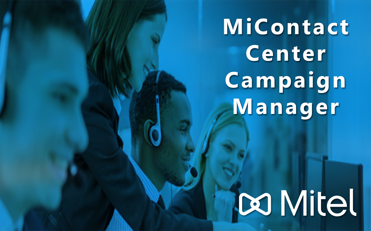 MiContact Center Campaign Manager