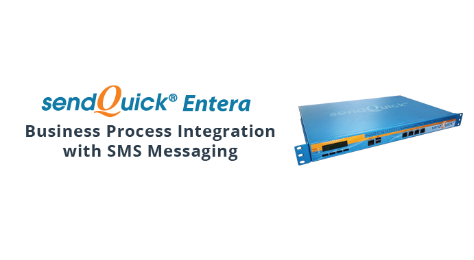 Business Process Integration with SMS Messaging
