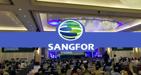 Sangfor NGAF Ranks Second with 8 Consecutive Years of Rapid Growth!