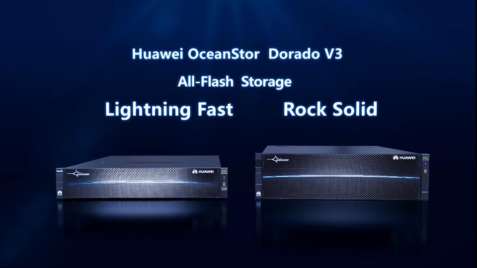 OceanStor Dorado V3 All-Flash Storage System