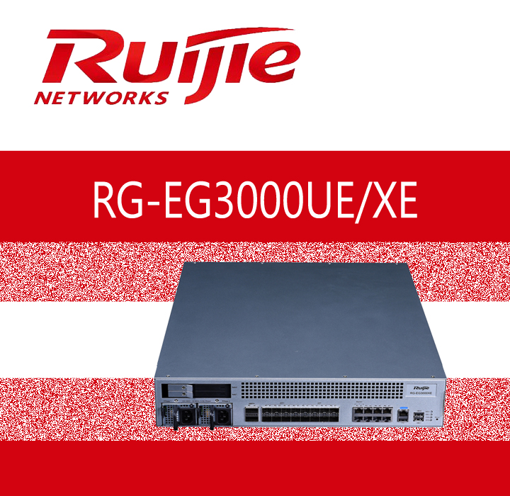 RG-EG3000UE/XE Next-Generation Integrated Gateway Series