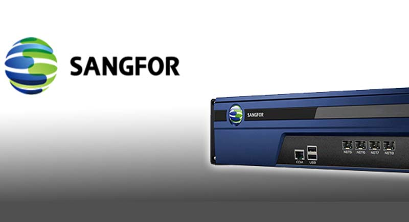 Internet Access Management by Sangfor