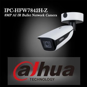 8MP AI IR Bullet Network Camera