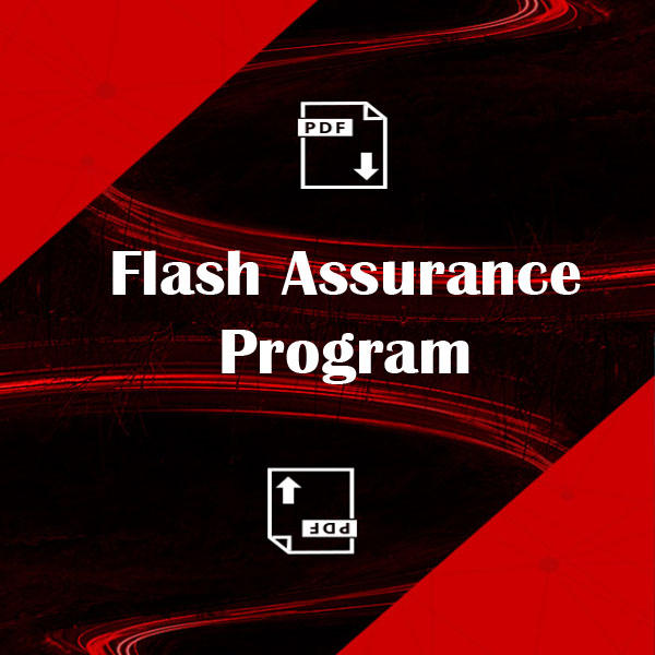 Flash Assurance Program
