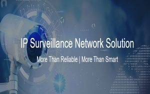 IP Surveillance Network Solution
