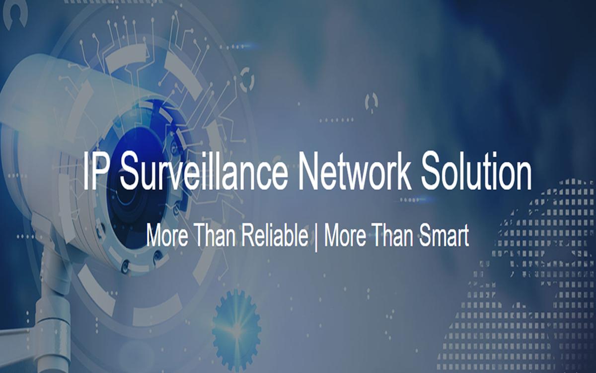 IP Surveillance Network Solution