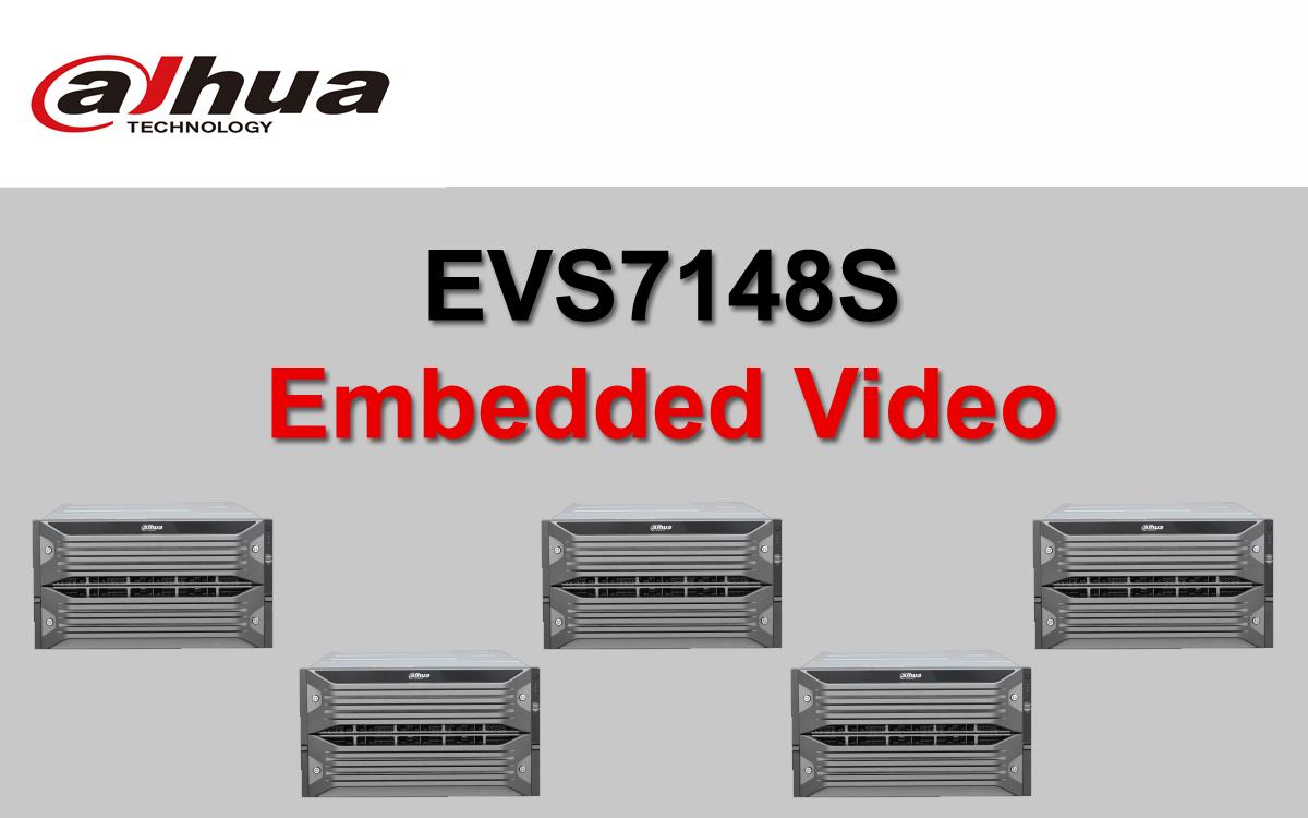EVS7148S (Embedded Video Storage)