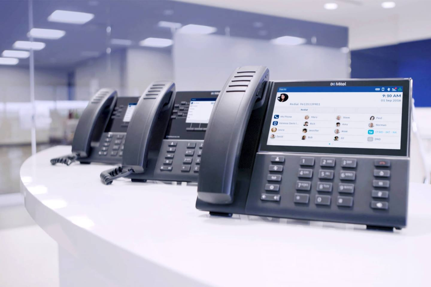 VOICE OVER IP PHONES & PERIPHERALS FOR BUSINESS