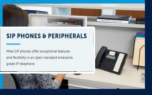 SIP PHONES & PERIPHERALS