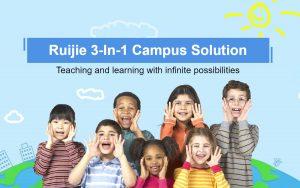 Ruijie 3-in-1 K12 Campus Solution
