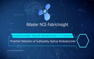 iMaster NCE-FabricInsight