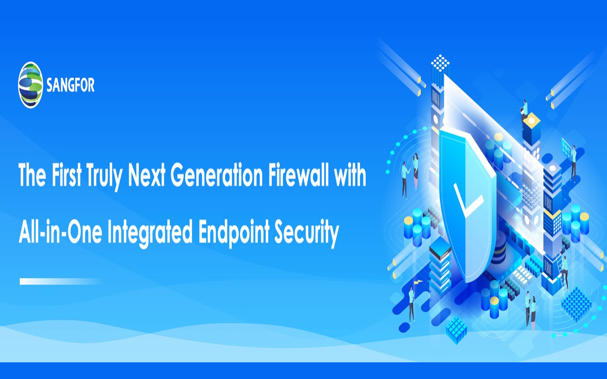 The First Truly Next Generation Firewall with All-in-One Integrated Endpoint Security