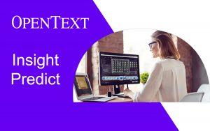 OpenText Insight Predict