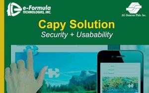 E-Formula's Capy Solution