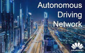 Autonomous Driving Network