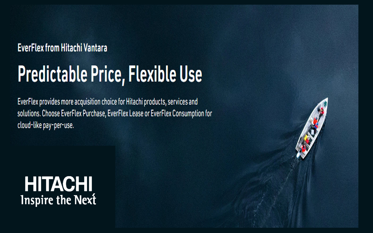 EverFlex from Hitachi Vantara