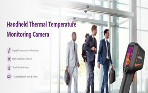 Handheld Thermal Temperature Monitoring Camera