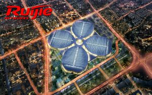 Good experience you can feel! Ruijie Wi-Fi 6 serves the world's largest single venue!