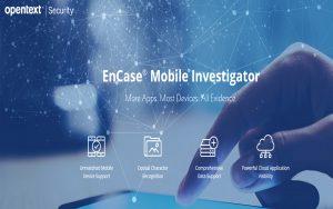 EnCase® Mobile Investigator