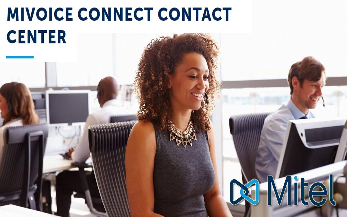 MIVOICE CONNECT CONTACT CENTER