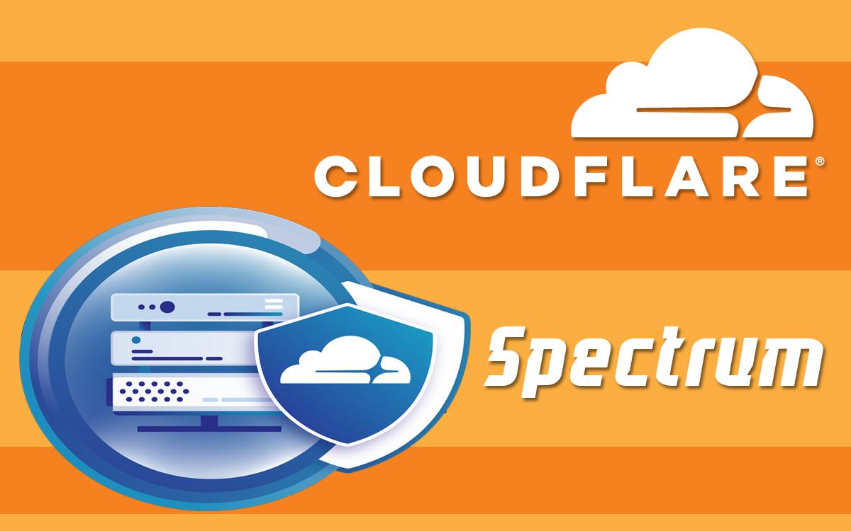 Cloudflare Spectrum