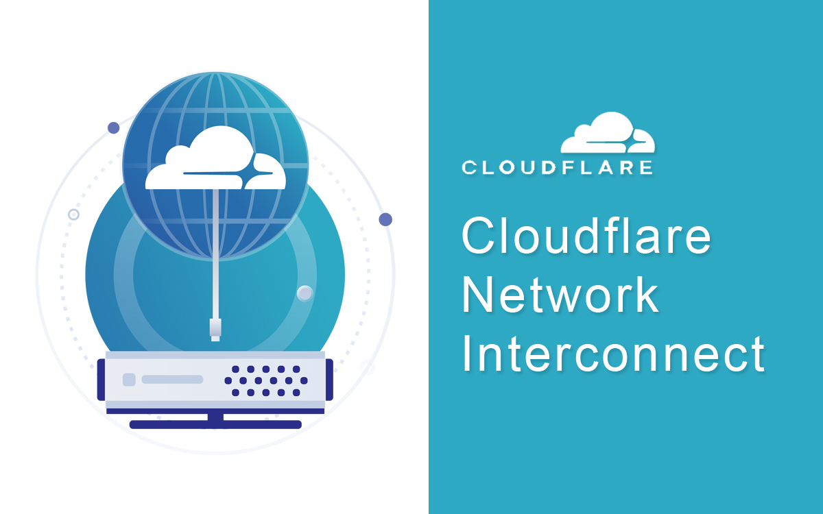 Cloudflare Network Interconnect