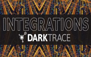 Integrations by Darktrace