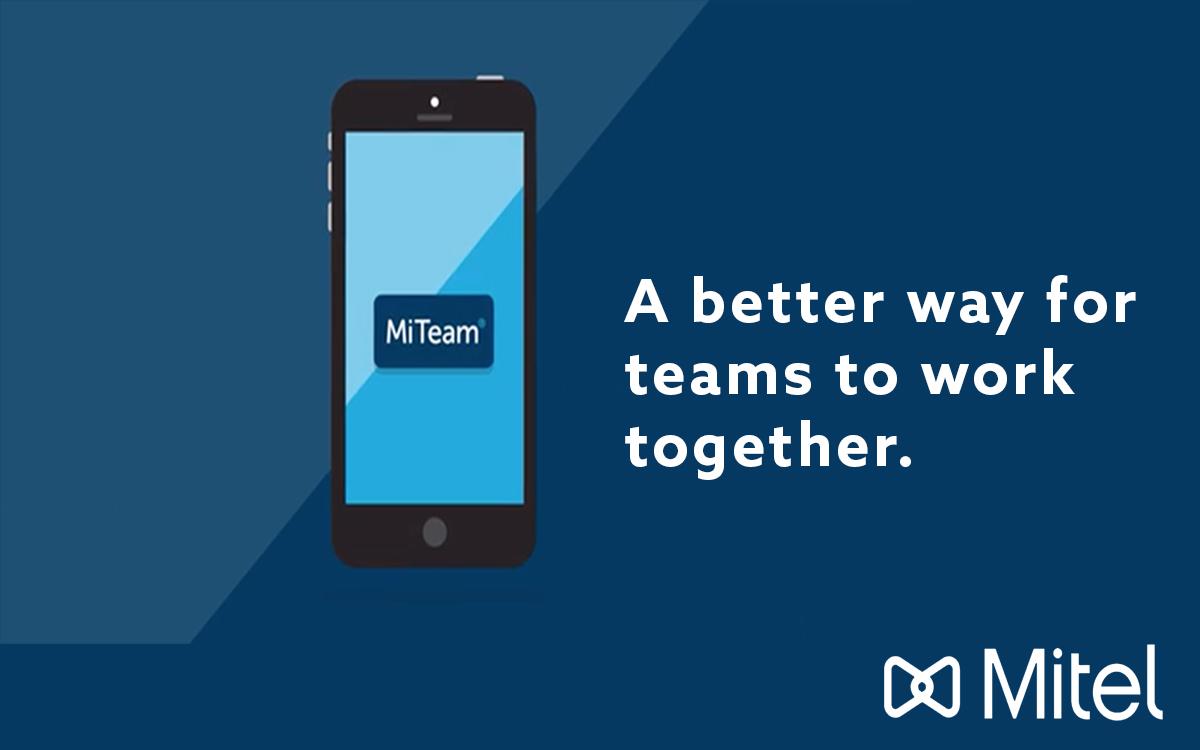MiTeam by Mitel