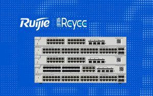 RG-NBS5100/5200 Series L2+ Cloud Managed Switches