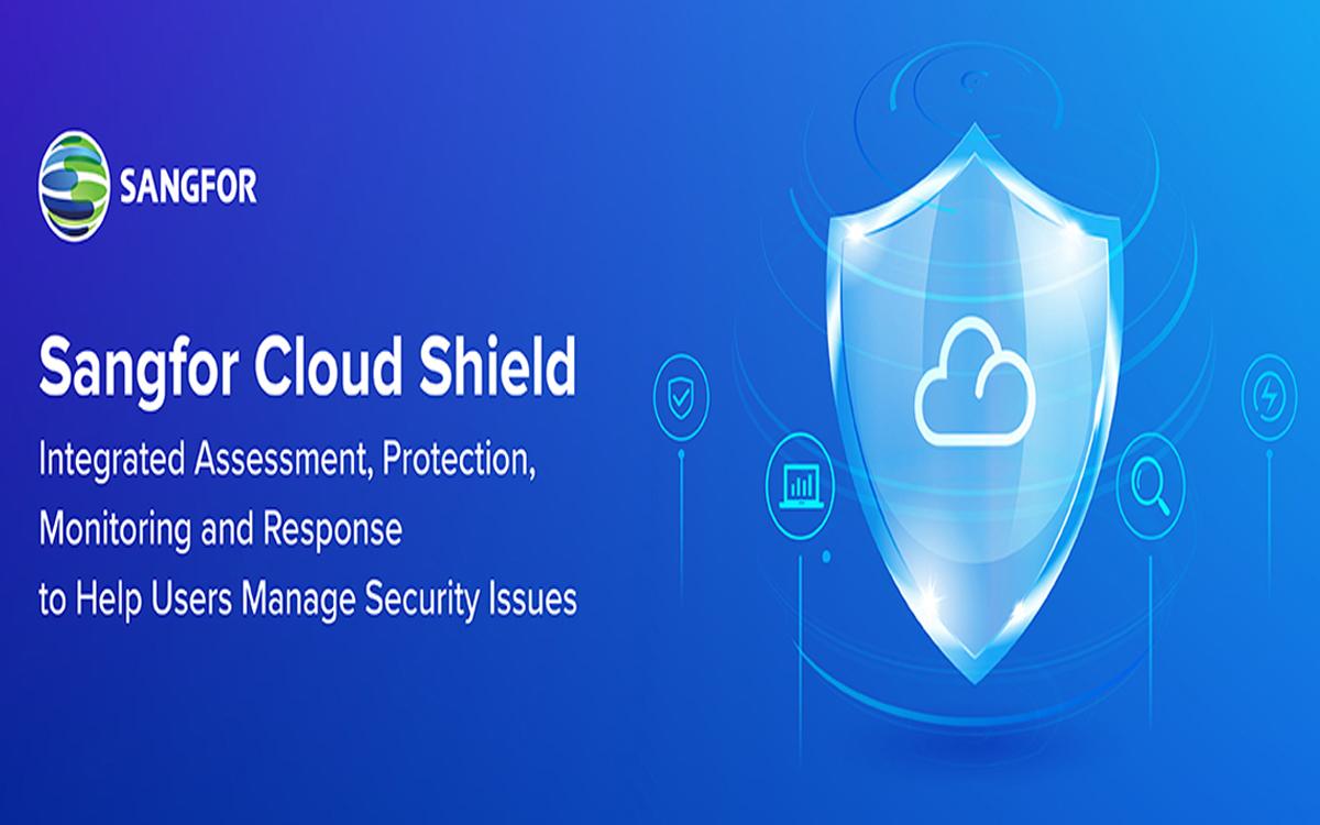 Sangfor Cloud shield
