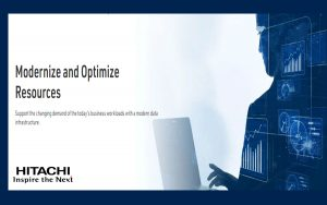Modernize and Optimize Resources