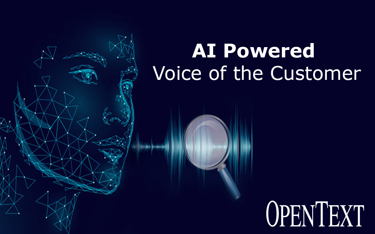 AI-powered Voice of the Customer