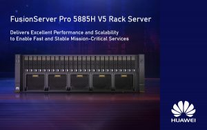 FusionServer Pro 5885H V5 Rack Server