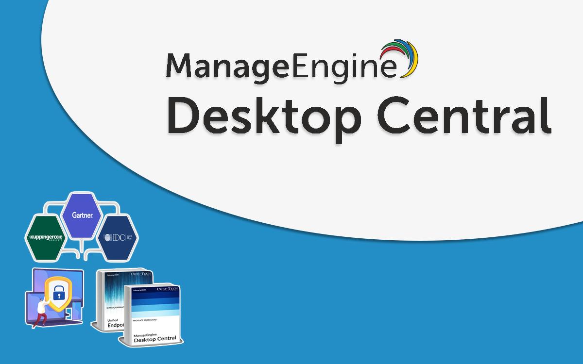 Why Desktop Central?