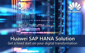 Huawei SAP HANA Solution