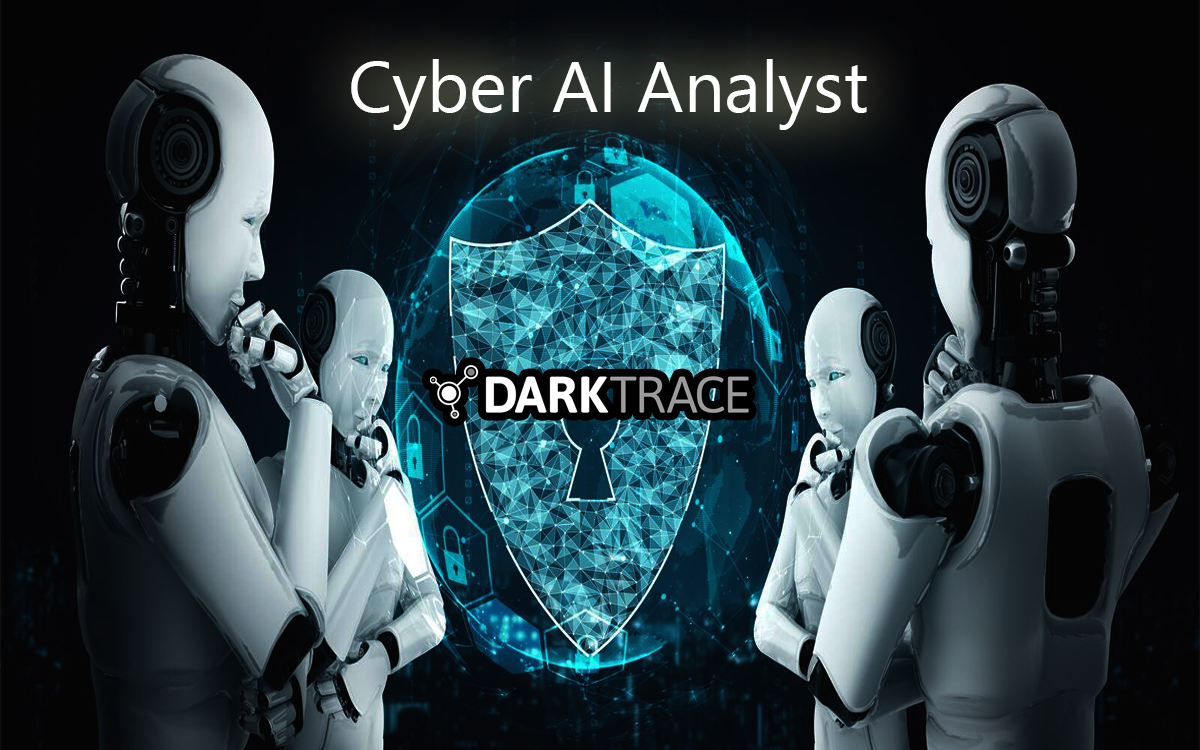 Cyber AI Analyst by Darktrace