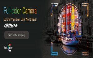 Dahua Technology's Full-Color Camera