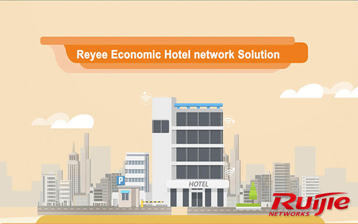 Affordable 5-Star Wifi (Economic Hotel Network Solution)