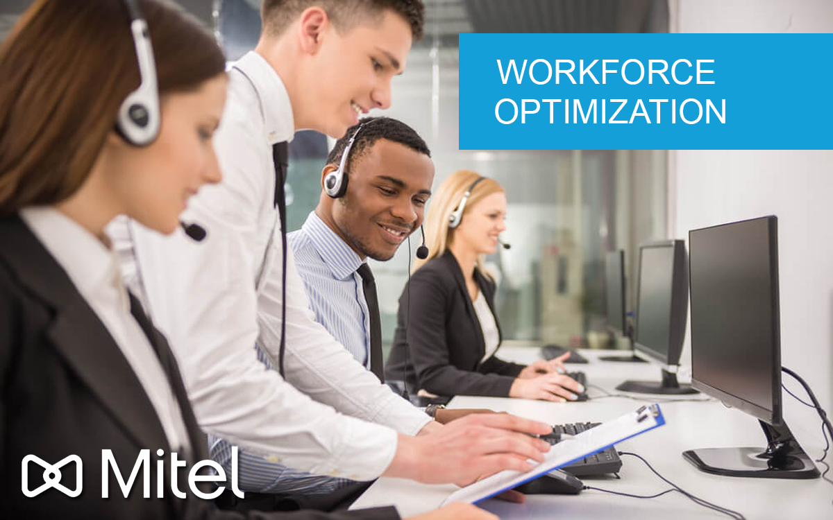 Mitel Workforce Optimization